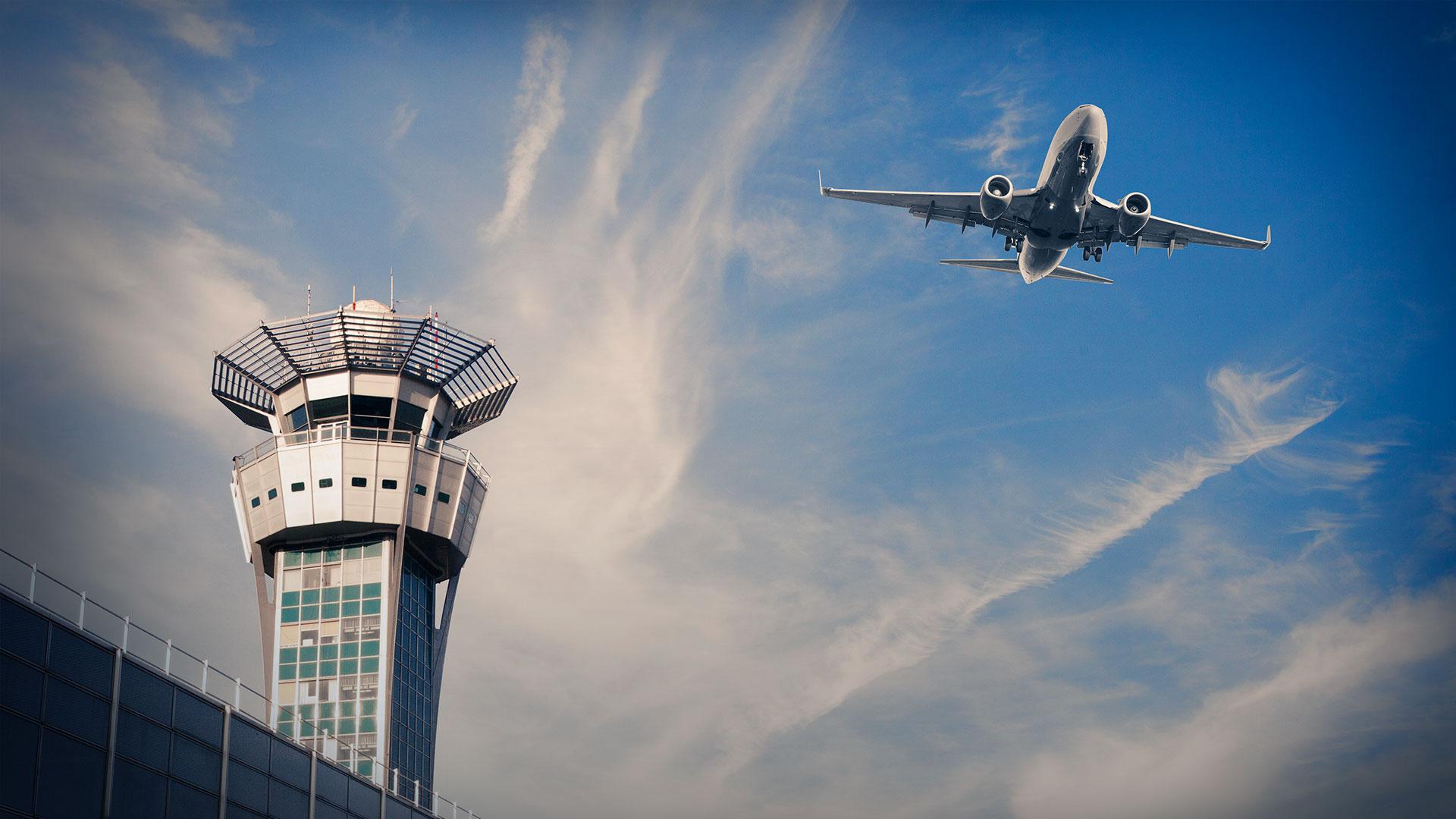Letecká přeprava